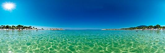 Karydi beach, Vourvourou, Halkidiki
