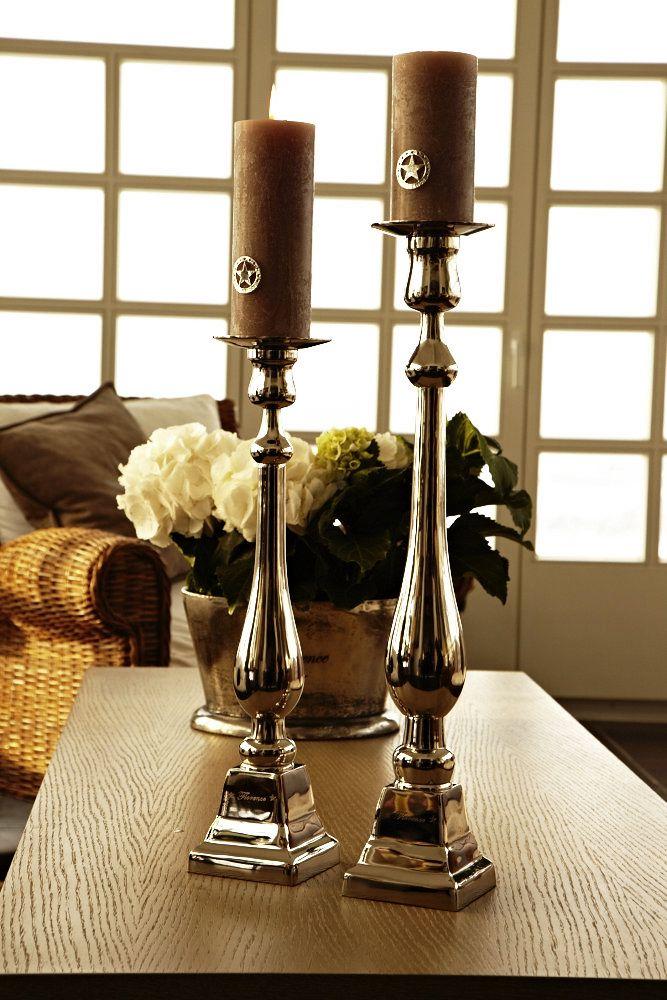 Florence Design Steel Candleholder! <3