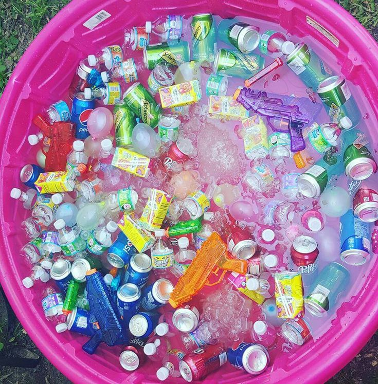25+ Best Ideas About Pool Party Activities On Pinterest