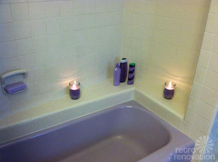 85 best Remodel the purple bathroom images on Pinterest ...