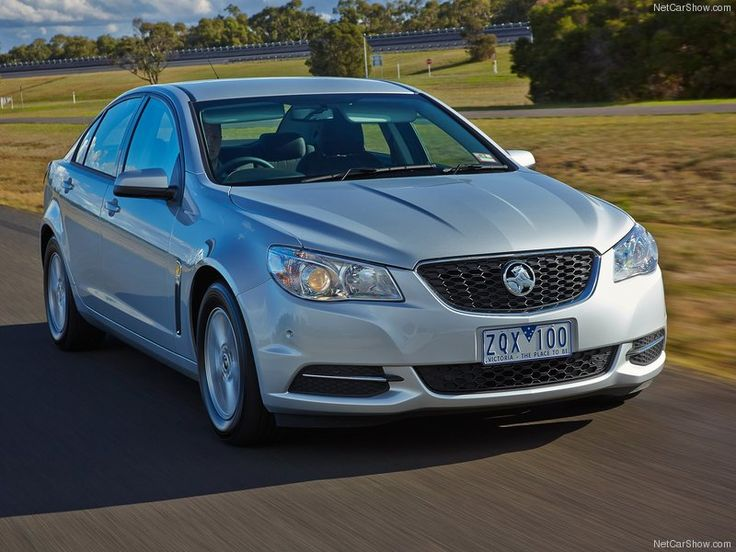 Holden VF Commodore Wallpaper