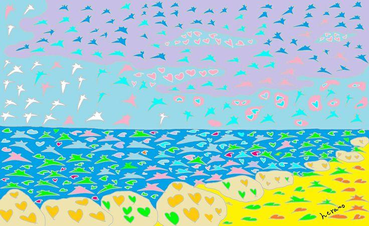Océano Pacífico.