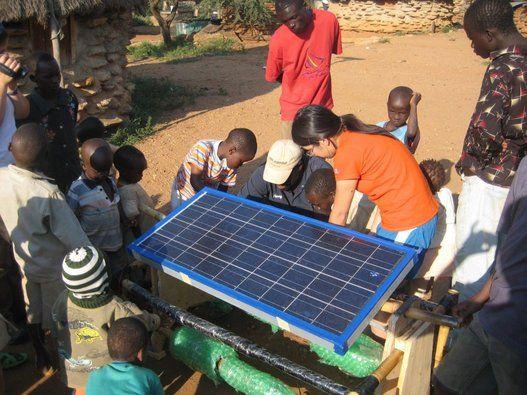 Canadian Inventor Eden Full's Low-Tech Fix Solves Solar Power's Biggest Problem