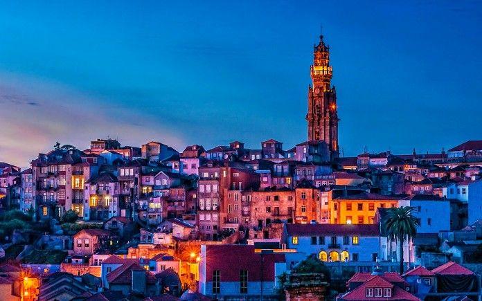 Torre dos Clérigos- Porto