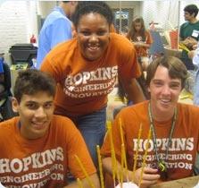 Johns Hopkins Engineering Innovation: A Summer Program for High School Students