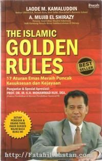 The Islamic Golden Rules Rp.40.000