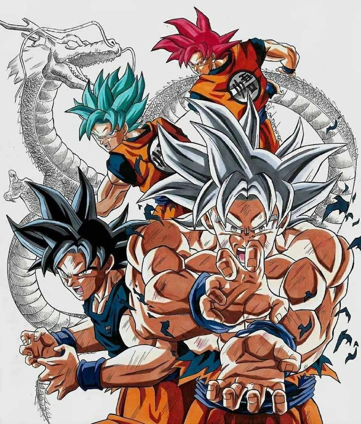 567 Best Dragon Ball Z Images On Pinterest