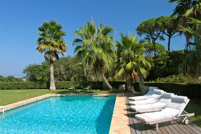Holiday house, St Tropez, France. Top 5 holiday houses for large groups in Europe – holiday challenge #5 - From the Poolside blog