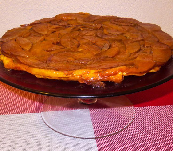 bake this easy tarte tatin
