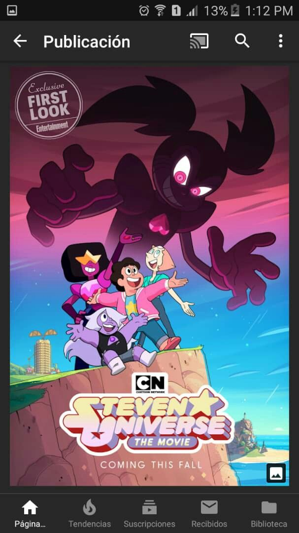 Pin By Maria Isabel On Steven Universe Steven Universe Movie Steven Universe Steven Universe Poster