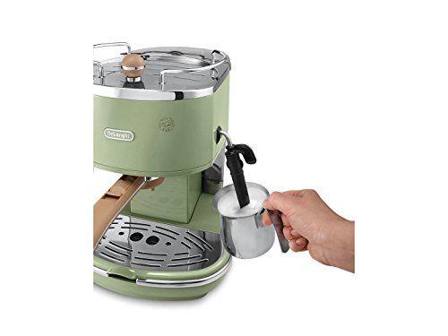 Delonghi Ecov 311gr Espresso Siebträgermaschine Amazon Espresso