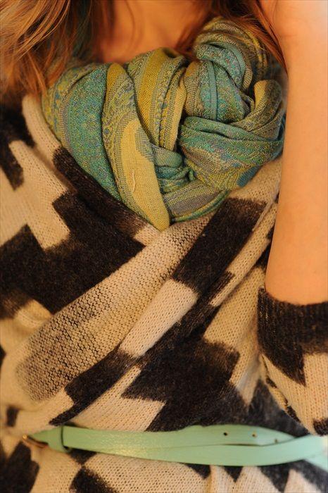 Search: Braided knot scarf | Sidewalk Ready – Everyday Fashion Blog – Kayley Heeringa