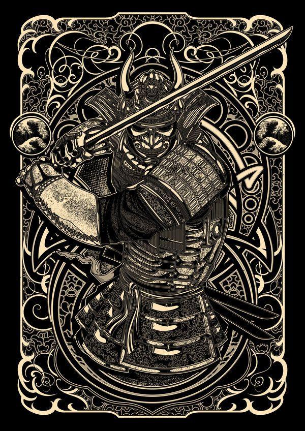 samurai by doeasembilanpro.deviantart.com on @deviantART