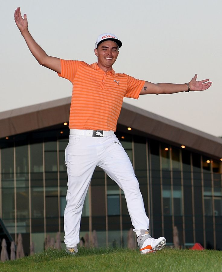 Rickie Fowler wins at Abu Dhabi