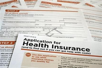 AP: Applying for Ocare 'Enormously Time Consuming and Complex' At least 3 major fed agencies, including  IRS, will scrutinize your application. Checking your identity, income, citizenship is supposed 2 happen in real time, if you apply online. Once you're finished with money part, actually picking a health plan will require additional steps, plus a basic   understanding of insurance jargon. And it's a mandate, not a suggestion.