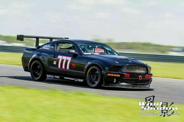 Ford F Race Car
