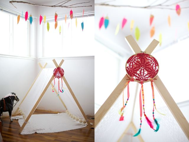 ~Ruffles And Stuff~: A-Frame Tent!
