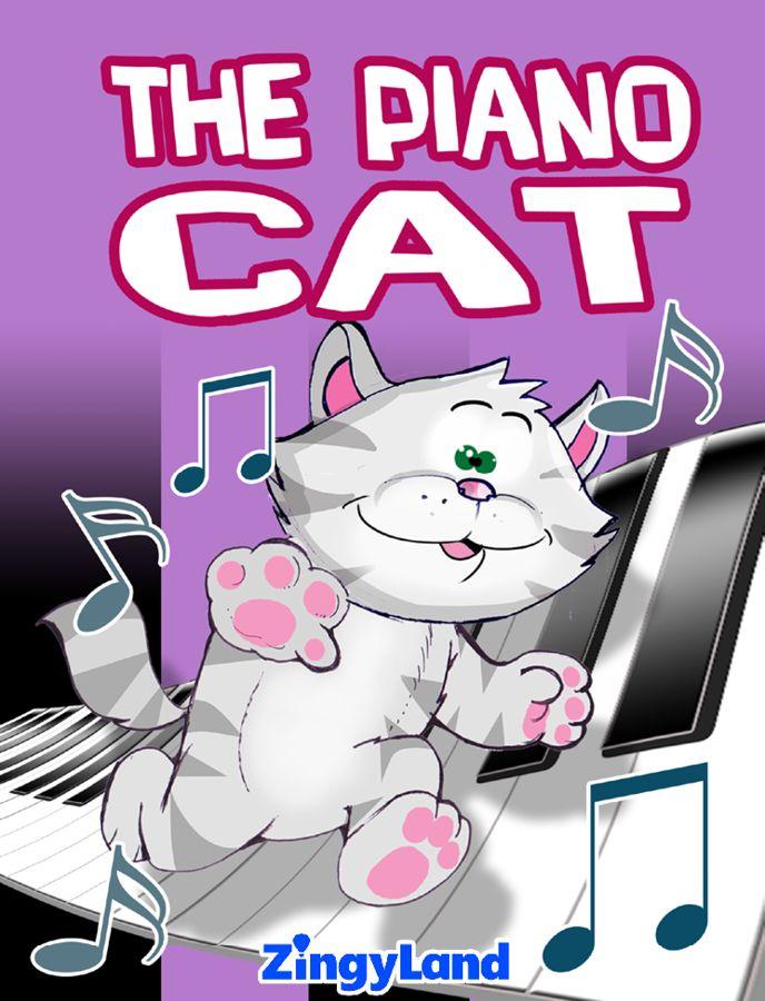 The Piano Cat