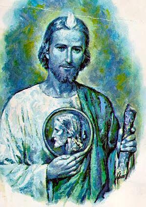Oh bendito San Judas Tadeo apóstol y martir grande en virtud y abundante en milagros familiar cercano de Jesucristo fiel intercesor de todo...