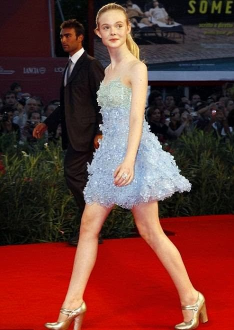 Chatter Busy: Elle Fanning Height