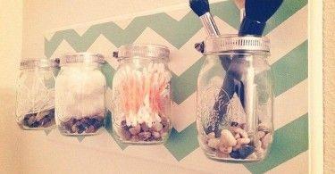 reciclar tarros de cristal