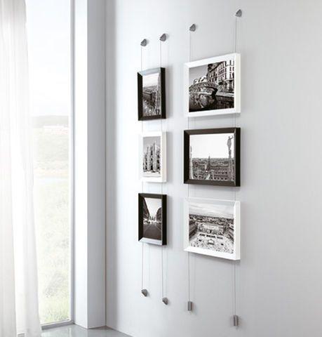 27 best images about art hanging systems on pinterest. Black Bedroom Furniture Sets. Home Design Ideas