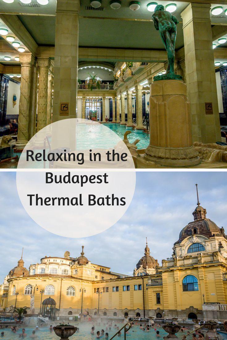 Beautiful Budapest Thermal Baths Ideas On Pinterest Thermal - The 5 best thermal baths in budapest