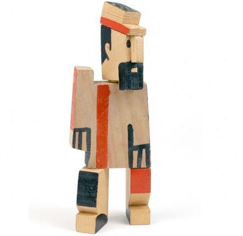Joaquín Torres García wooden toys for Aladdin. (Joaquín Torres García - Pintor, profesor y escritor. Nació el 28 de julio de 1874 - Montevideo Falleció el 8 de agosto de 1949 a los 75 años en Montevideo - Uruguay)