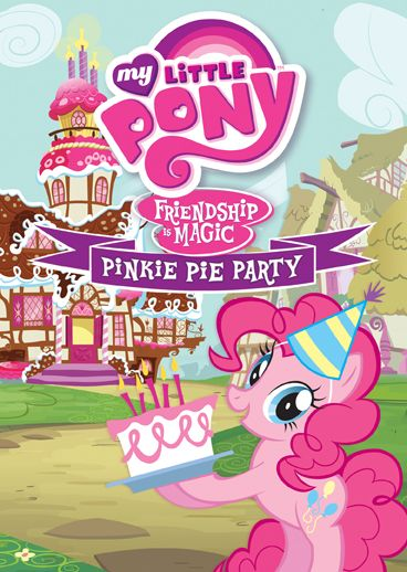 my little pony dvd giveaway - 2 DVDS - CAN - 14/4/13
