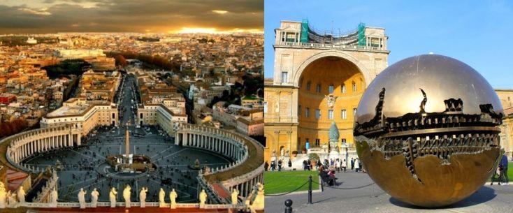 Το Βατικανό και οι θησαυροί του