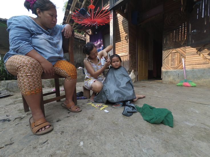 Cingogo potong rambut tradisional DCIM134MEDIA