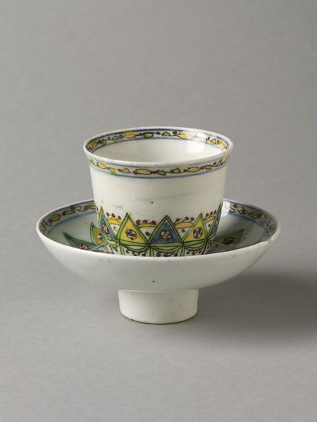 Cup and saucer | | V&A Search the Collections