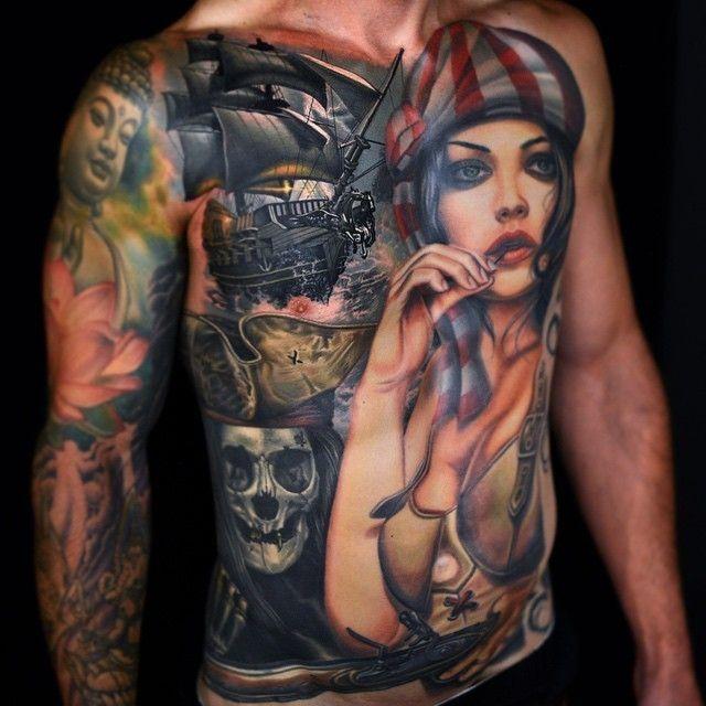 News, Nikko Hurtado, The London Tattoo Convention