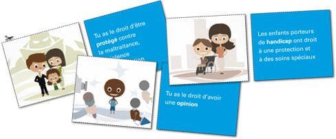 memory sur les droits de l'enfant