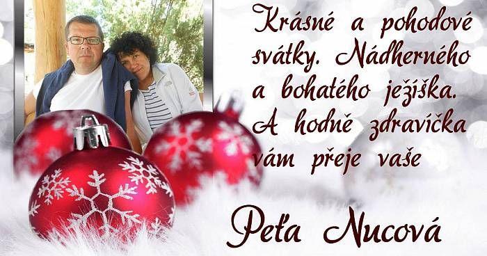 [Peťa Nucová] - Pošlete všem vánoční přáníčko