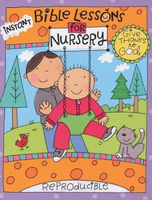 Instant Lessons For Nursery Give Thanks To