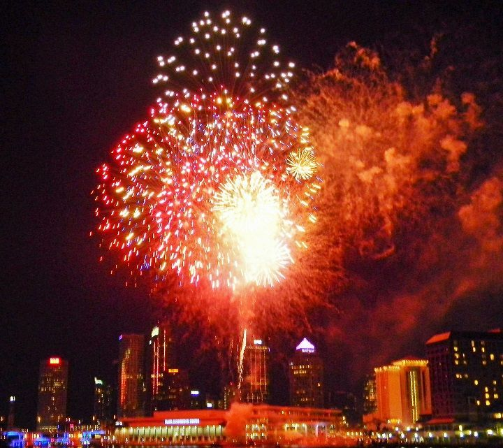 july 4th tampa events