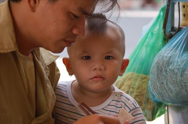 """From the album """"Children of Saigon"""" on http://www.TheVietnamTraveler.com."""