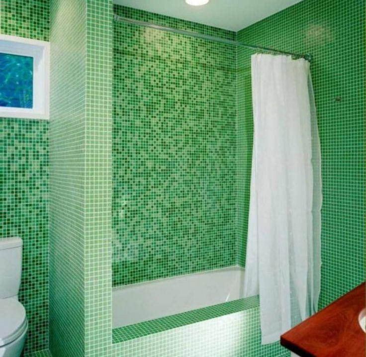 Bathroom Tile Ideas Green 102 best shower design ideas images on pinterest | shower tiles