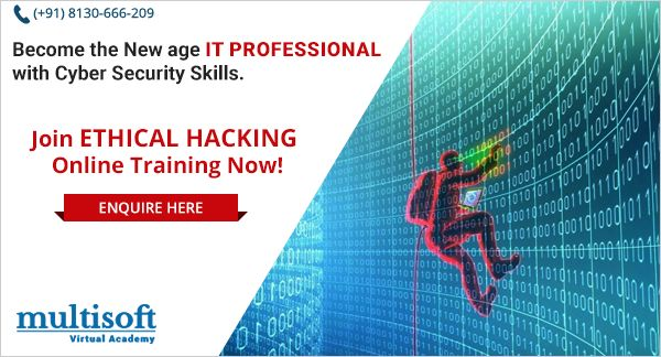 Cyber Security is one of the most demanded skillset in IT industry. Get ready with Ethical Hacking Online Training @ http://goo.gl/5Ea42w