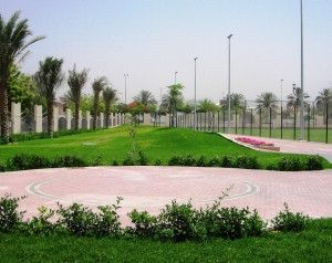 Project Name - Al Waheda School  Project Description . The works comprise of supply, installation, testing and commissioning of Soft Landscaping & Irrigation Works. Softlandscaping works which includes excavation, supply of sweet soil, supply & installation of plants & maintenance of all landscape areas.