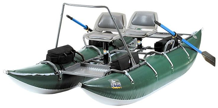 Outcast pac 1200 pro series pontoon boat bass pro shops for Bass pro fishing boats