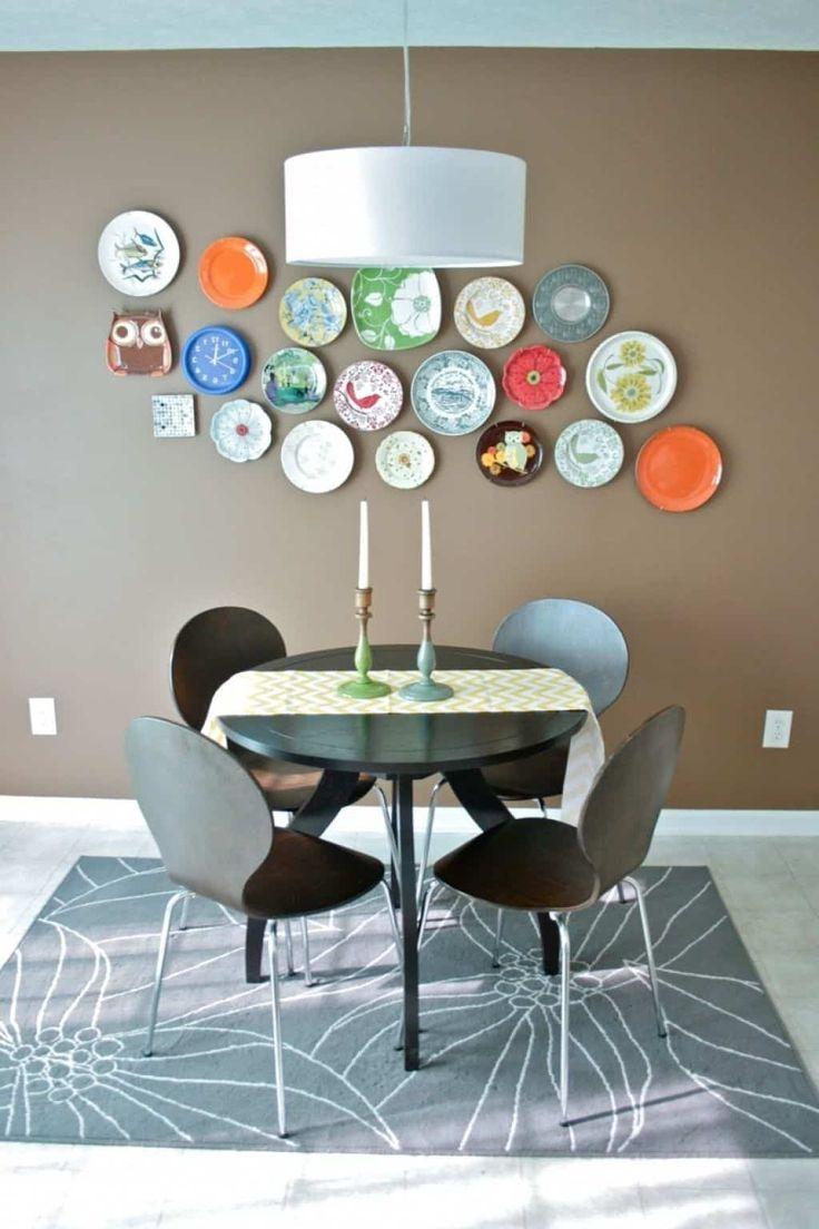 Beautiful Dining Room Wall Decor