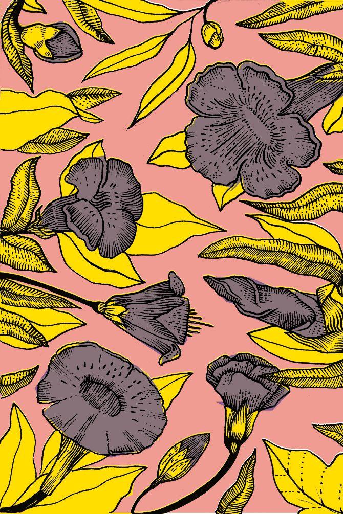 Timbergram - elenaboils illustration