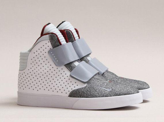 Nike Flystepper 2K3 TXT - White/Pure Platinum. #sneakers