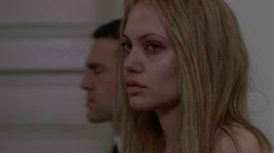 """Lisa's eyes once so magnetic, now just look empty."" Girl, Interrupted (1999) Dir. James Mangold"