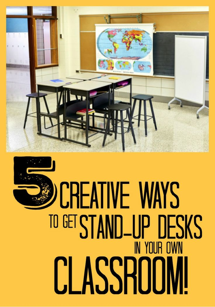Why I Got Rid of My Classroom Furniture