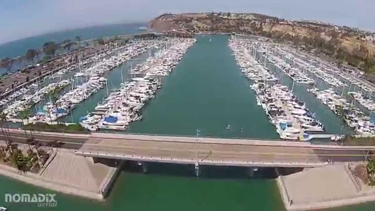 CA - San Clemente - Dana Point - Three Arches Bay - DJI Phantom 2  Drone UAV ...