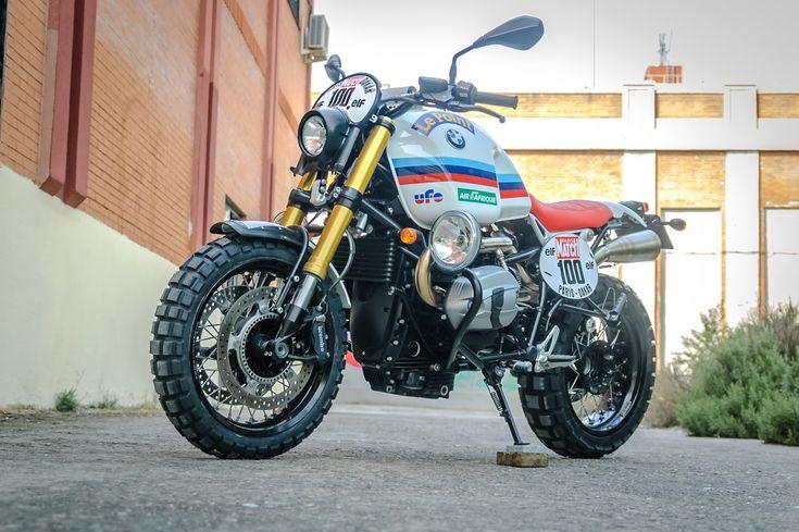"""BMW R NineT """"RAID"""" by XTR PEPO"""