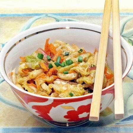 Kimchi (kim chee) koreai csípős káposzta Recept képekkel -   Mindmegette.hu - Receptek